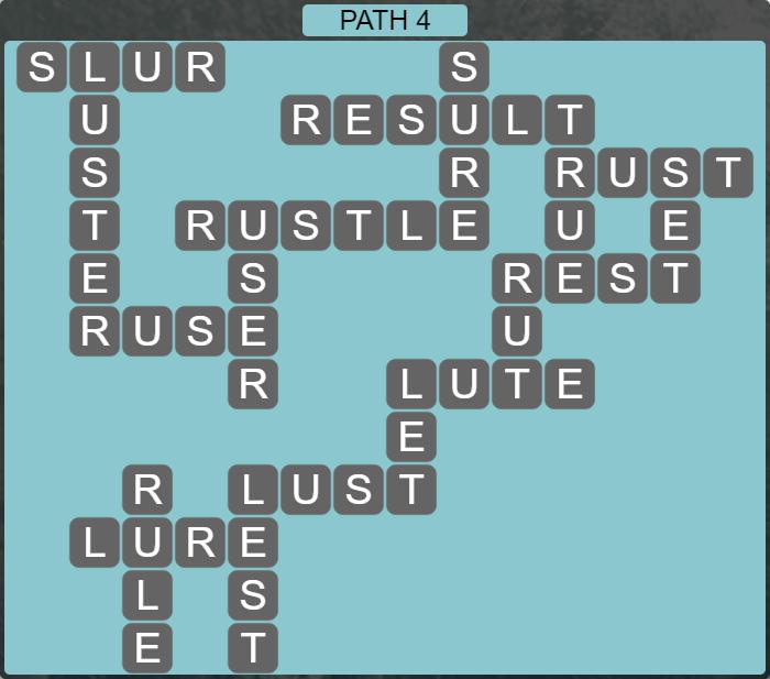 Wordscapes Level 5156 Answers Qunb