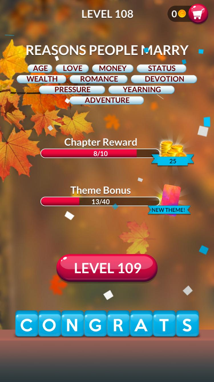Word Stacks Level 108 Answers » Qunb